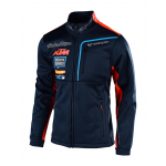 Troy Lee Designs 2019 Team KTM Pit Polar Fleece Jas - Navy