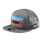 Troy Lee Designs 2019 Team KTM Snapback - Charcoal