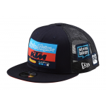 Troy Lee Designs 2019 Team KTM Snapback - Navy