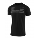Troy Lee Designs 2020 Team KTM Kinder T-shirt - Zwart