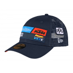 Troy Lee Designs 2020 Team KTM Kinder Snapback Curve - Navy