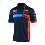 Troy Lee Designs 2020 Team KTM Pit Shirt - Navy