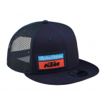 Troy Lee Designs 2020 Team KTM Snapback Stock - Navy