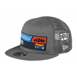 Troy Lee Designs 2020 Team KTM Snapback  - Grijs