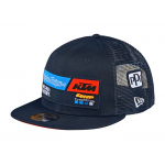Troy Lee Designs 2020 Team KTM Snapback  - Navy