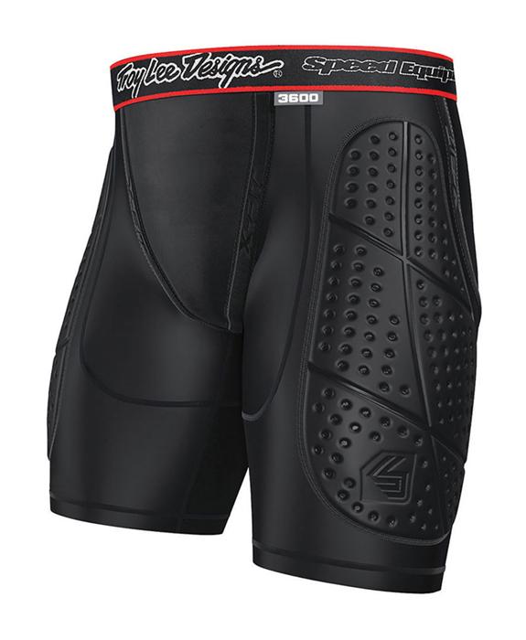 Troy Lee Designs Beschermings Broek Kort 3600 - Jeugd - Zwart