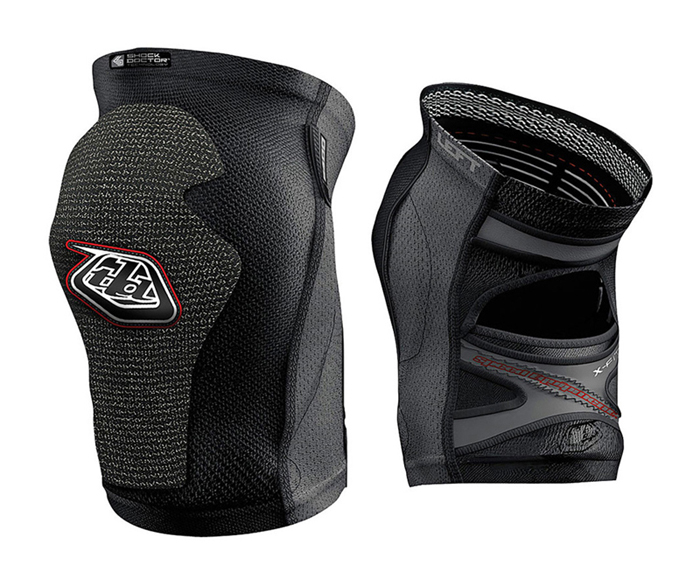 Troy Lee Designs Kniebeschermers Kort 5400 - Zwart