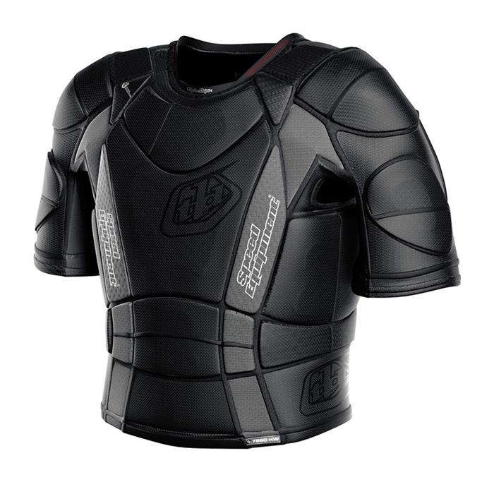 Troy Lee Designs Kinder Ultra Beschermings Shirt 7850 - Zwart