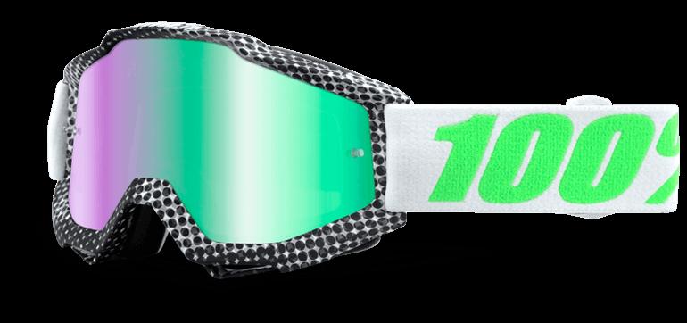 100% Crossbril Accuri Newsworthy - Mirror Lens