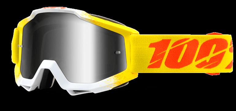 100% Crossbril Accuri Zest - Mirror Lens
