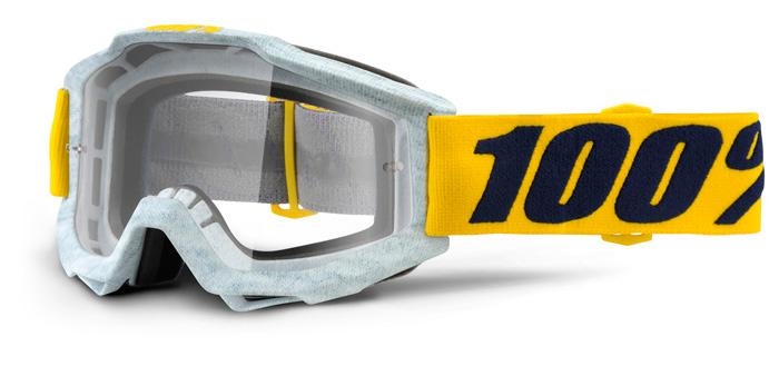 100% Crossbril Accuri Athleto - Clear Lens