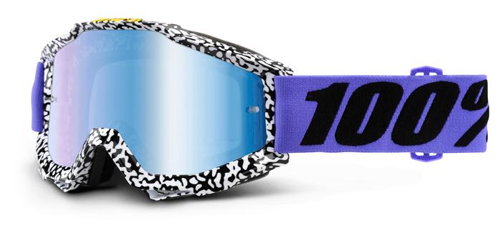100% Crossbril Accuri Brentwood - Mirror Lens