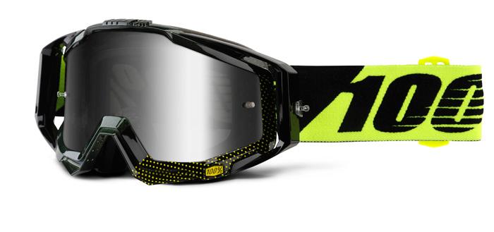 100% Crossbril Racecraft Cox - Mirror Lens