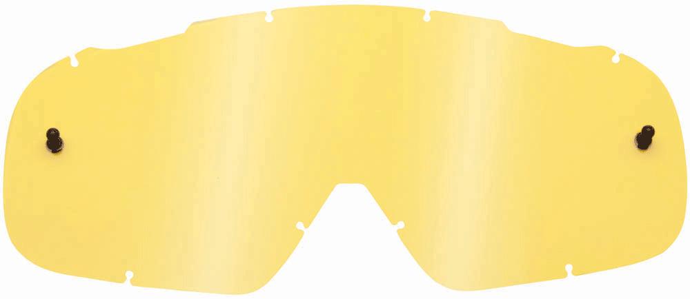 Fox Air Space Lens Standaard Geel