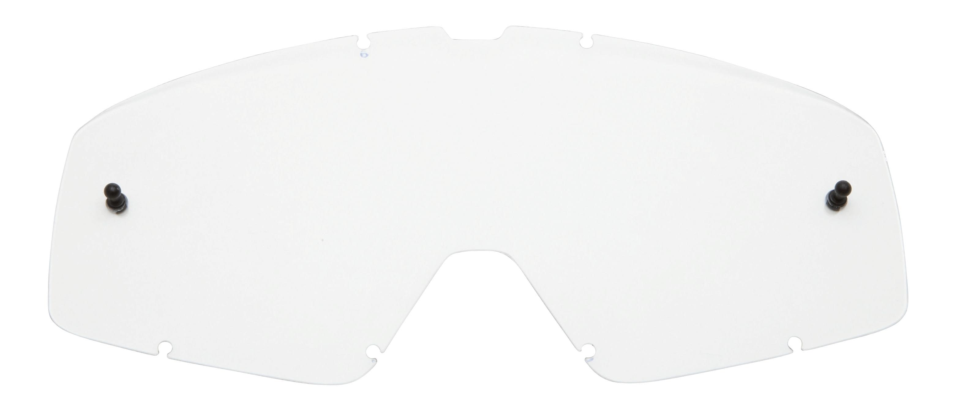 Fox Air Defence Lens Clear