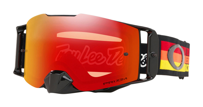 Oakley Crossbril Front Line MX TLD RYO - Prizm Torch Lens