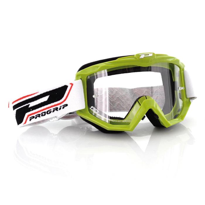 Progrip Crossbril 3201 Atzaki Race Line - Groen