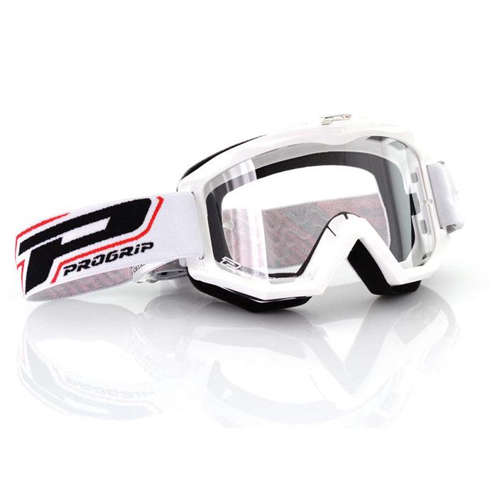 Progrip Crossbril 3201 Atzaki Race Line - Wit