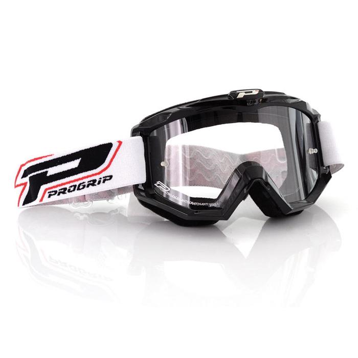 Progrip Crossbril 3201 Atzaki Race Line - Zwart