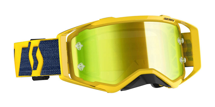 Scott Crossbril Prospect - Geel - Spiegel Lens