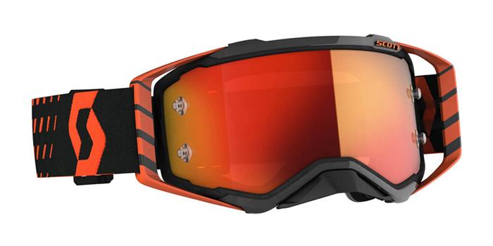 Scott Crossbril Prospect - Oranje / Zwart - Spiegel Lens