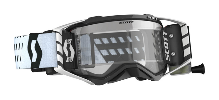 Scott Crossbril Prospect - WFS Roll-Off - Zwart Wit