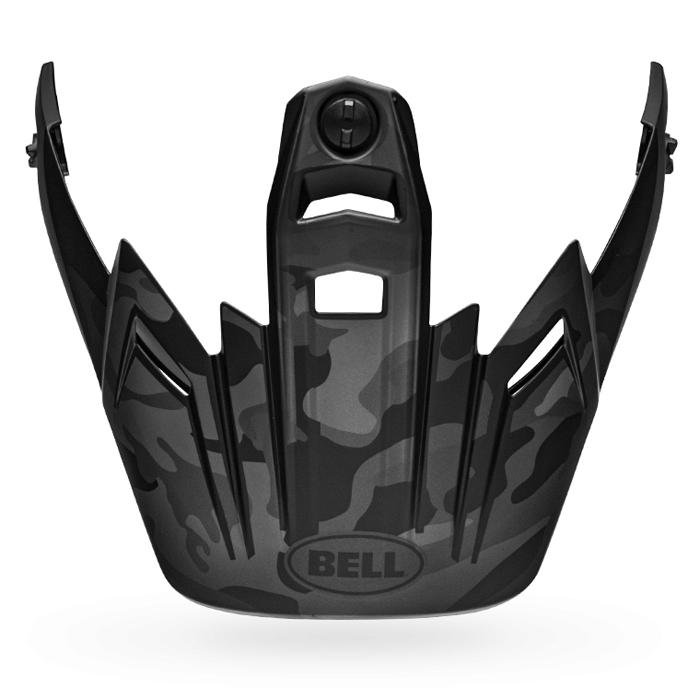 Bell Helmklep MX-9 Adventure Stealth - Zwart Camo