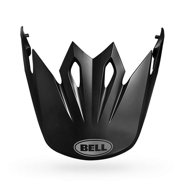 Bell Helmklep MX-9 Mips - Mat Zwart