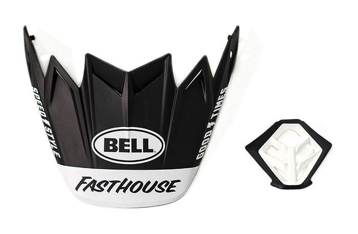 Bell Kit Moto-9 Mips / Flex Fasthouse Good Times - Mat Zwart / Wit