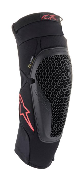 Alpinestar Kniebeschermers Bionic Flex - Zwart / Rood