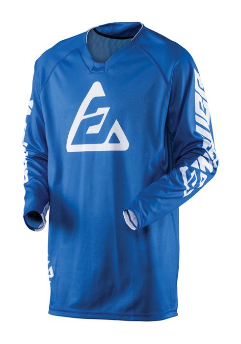 Answer Cross Shirt 2019 Elite Solid - Blauw