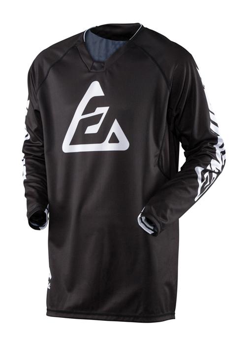 Answer Cross Shirt 2019 Elite Solid - Zwart