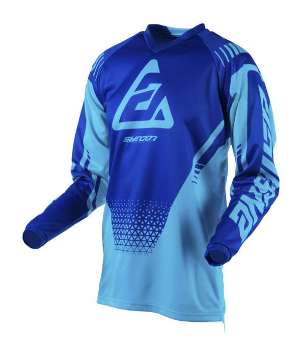 Answer Cross Shirt 2019 Syncron Drift - Astana / Reflex Blauw