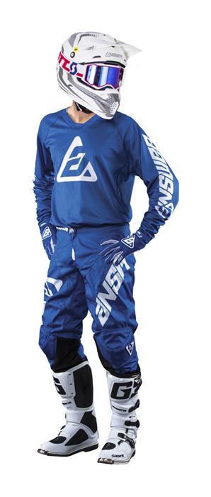 Answer Crosskleding 2019 Elite Solid - Blauw