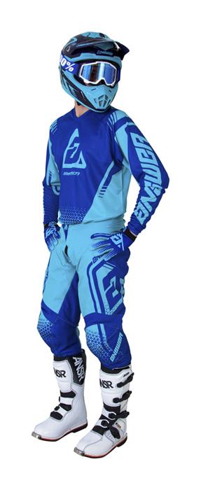 Answer Crosskleding 2019 Syncron Drift - Astana / Reflex Blauw