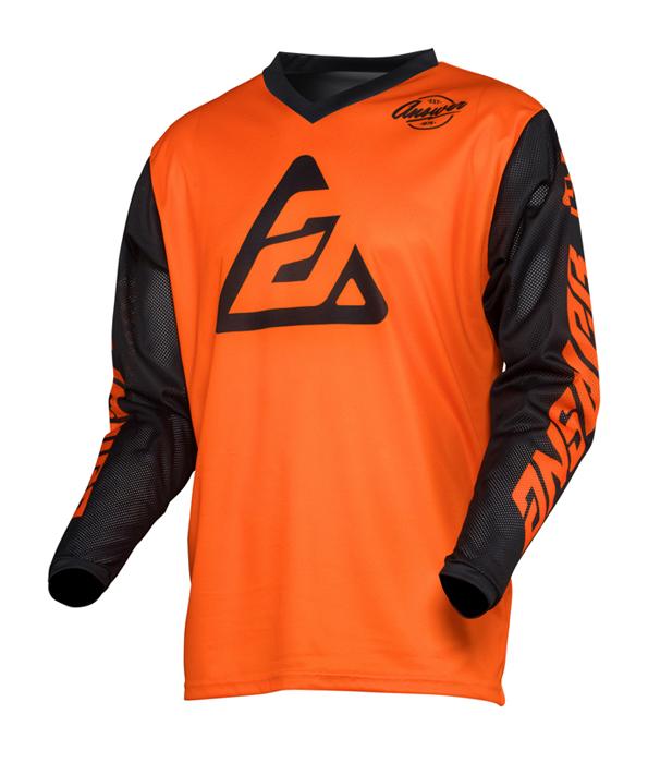 Answer Cross Shirt 2020 Arkon Bold - Oranje / Zwart