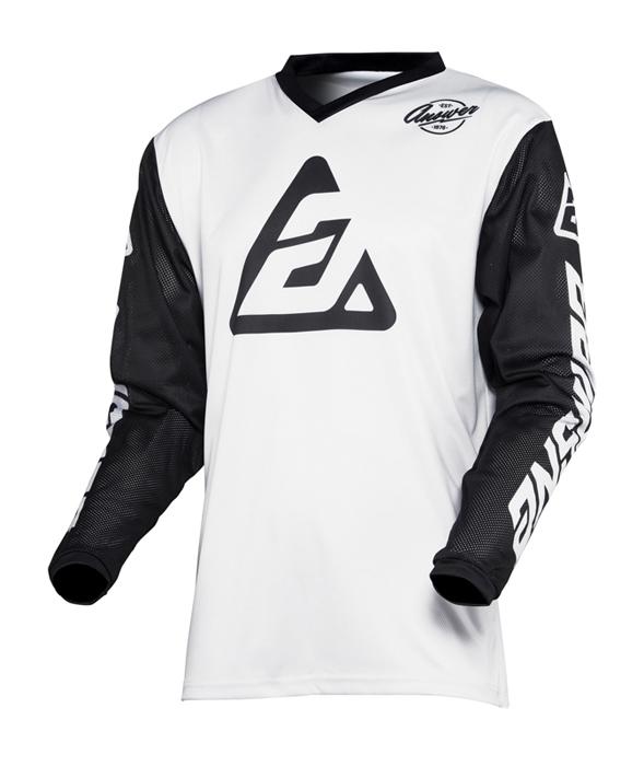 Answer Cross Shirt 2020 Arkon Bold - Zilver / Zwart