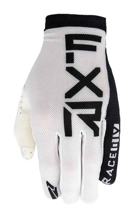 FXR Crosshandschoenen 2021 Slip-On Air - Wit / Zwart