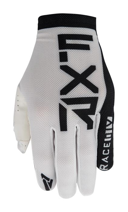 FXR Kinder Crosshandschoenen 2021 Slip-On Air - Wit / Zwart
