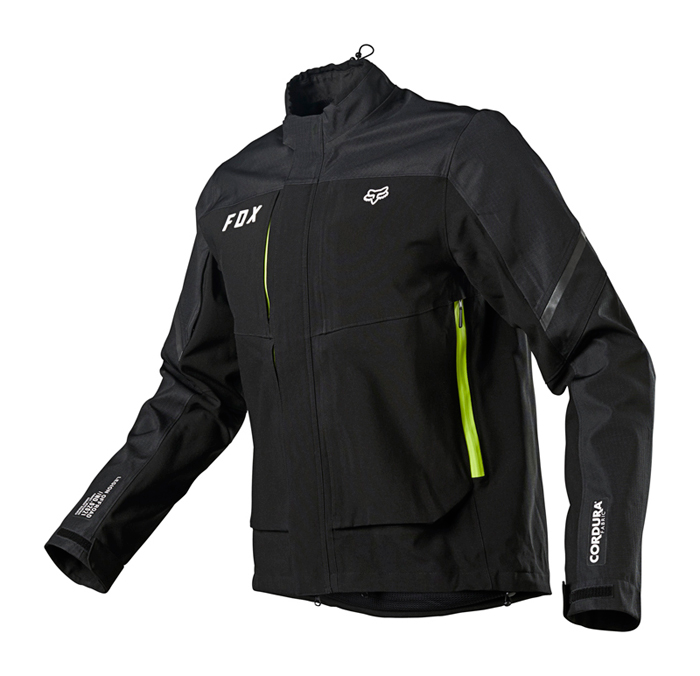 Fox Enduro Jas Legion Downpour - Zwart