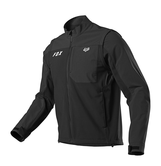 Fox Enduro Jas Legion Softshell - Zwart