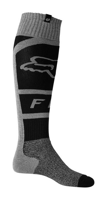 Fox Dunne Sokken 2022 Lux Fri - Zwart