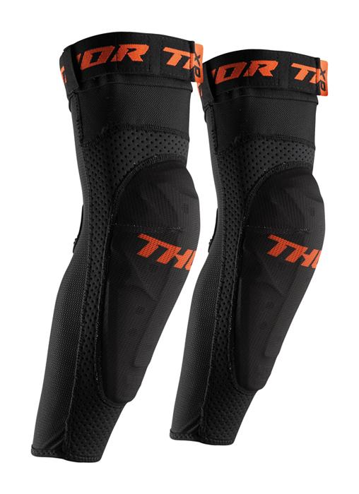 Thor Elleboogbeschermers Comp XP - Zwart / Oranje