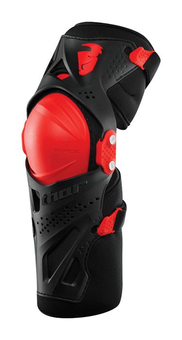 Thor Kinder Kniebeschermers Force XP - Rood