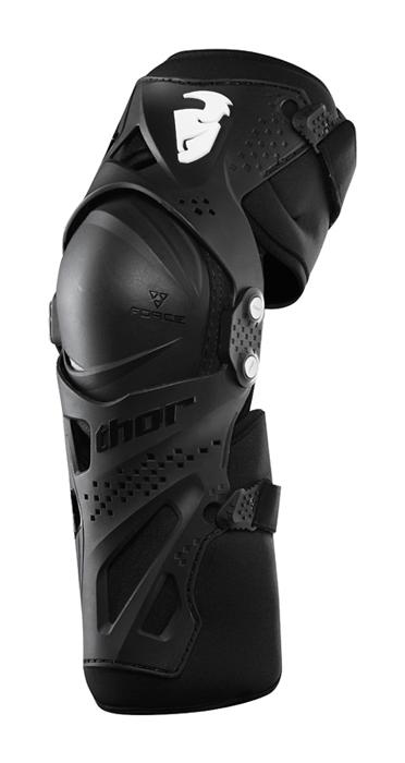 Thor Kinder Kniebeschermers Force XP - Zwart