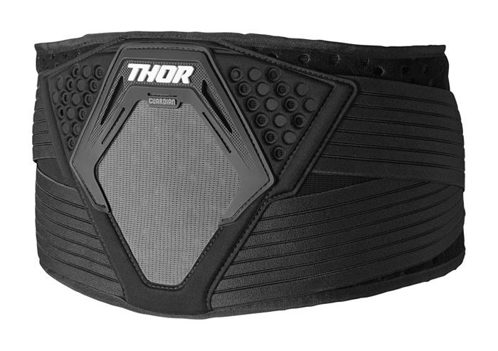 Thor Niergordel Guardian - Zwart