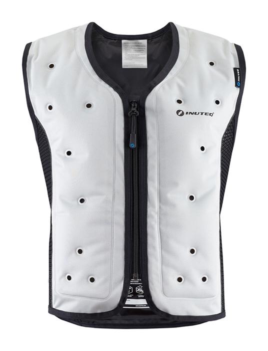 Inuteq Koelvest Bodycool Smart - Grijs / Zwart