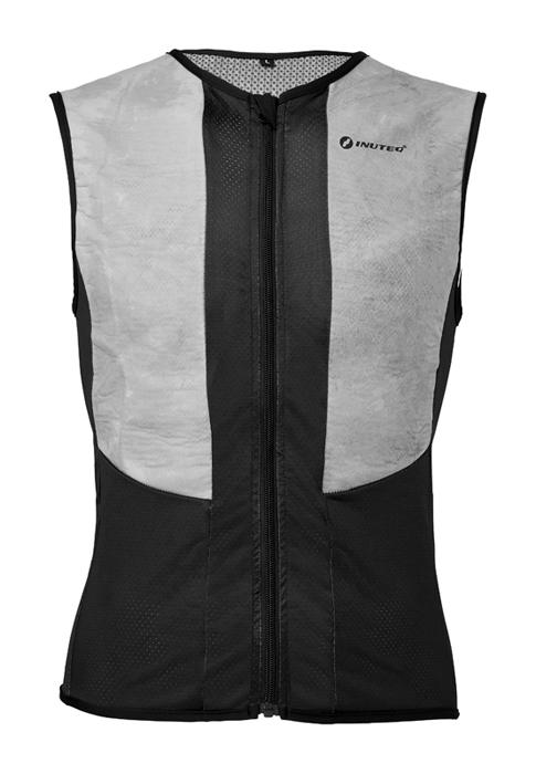 Inuteq Koelvest Bodycool Xtreme - Grijs / Zwart