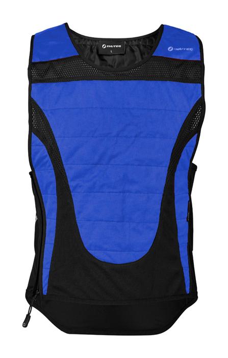 Inuteq Koelvest Pro-X - Blauw / Zwart