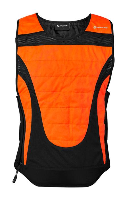 Inuteq Koelvest Pro-X - Oranje / Zwart